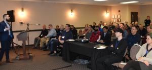OAHI Conference - Daniel Filippi presenting