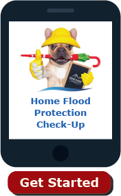 Check-Up Icon for HFPP Page - Click here to start Home Flood Protection Check-Up