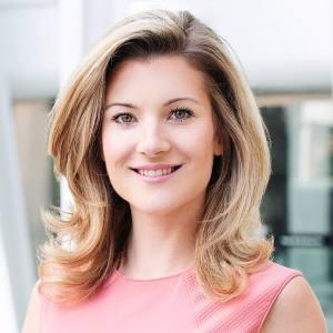 Natalia Moudrak, headshot