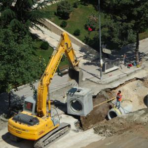 Infrastrucure Project