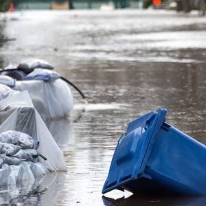 Montreal Flooding